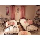 chambre 'Romantique' (gite rhône alpes)