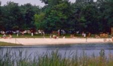 La base de loisir du Marandan à St Romans (à 45km)