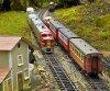 Les jardins ferroviaires de Chattes (St Marcellin) (à 37km)