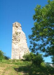 la tour sans venin & la Grotte des Sarrasins (à 57km)