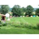 espace pour le camping (gîte de groupe)