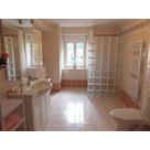 salle de bain de la chambre romantique