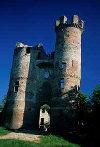 Le château de Bressieux à Bressieux (à 10km)