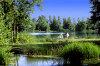 Les étangs du Pays de Bièvre Liers (de 2 à 10km)